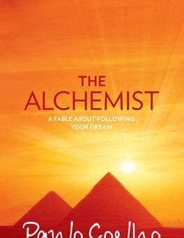42.  The Alchemist by Paulo Coelho