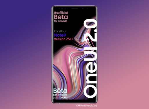 Note9 OneUI2 Beta