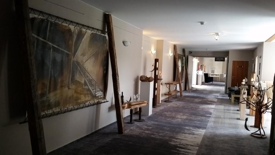 Dauerausstellung im Seehotel