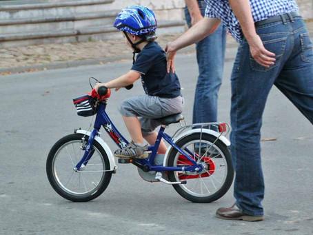 Minskad cykling drabbar barns hälsa
