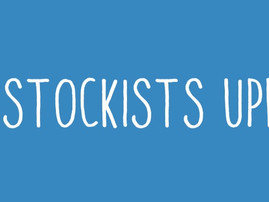 New Stockist Update