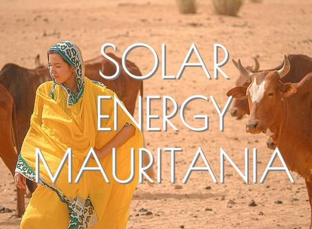 Solar Energy in the Sahara