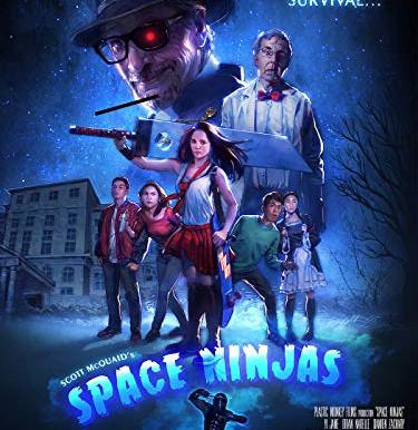 Space Ninjas Film Review