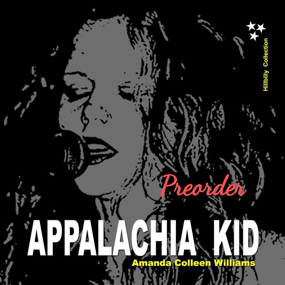 Appalachia Kid Amanda Colleen Williams red headed songwriter Nashville