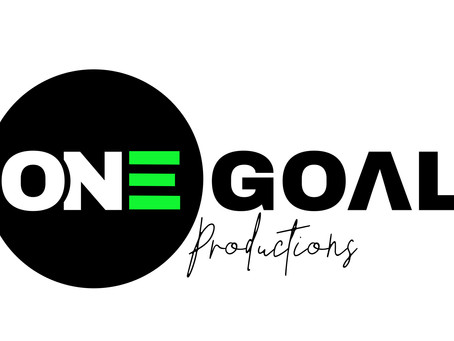 ONE GOAL PRODUCTIONS -- OFFICIAL LAUNCH