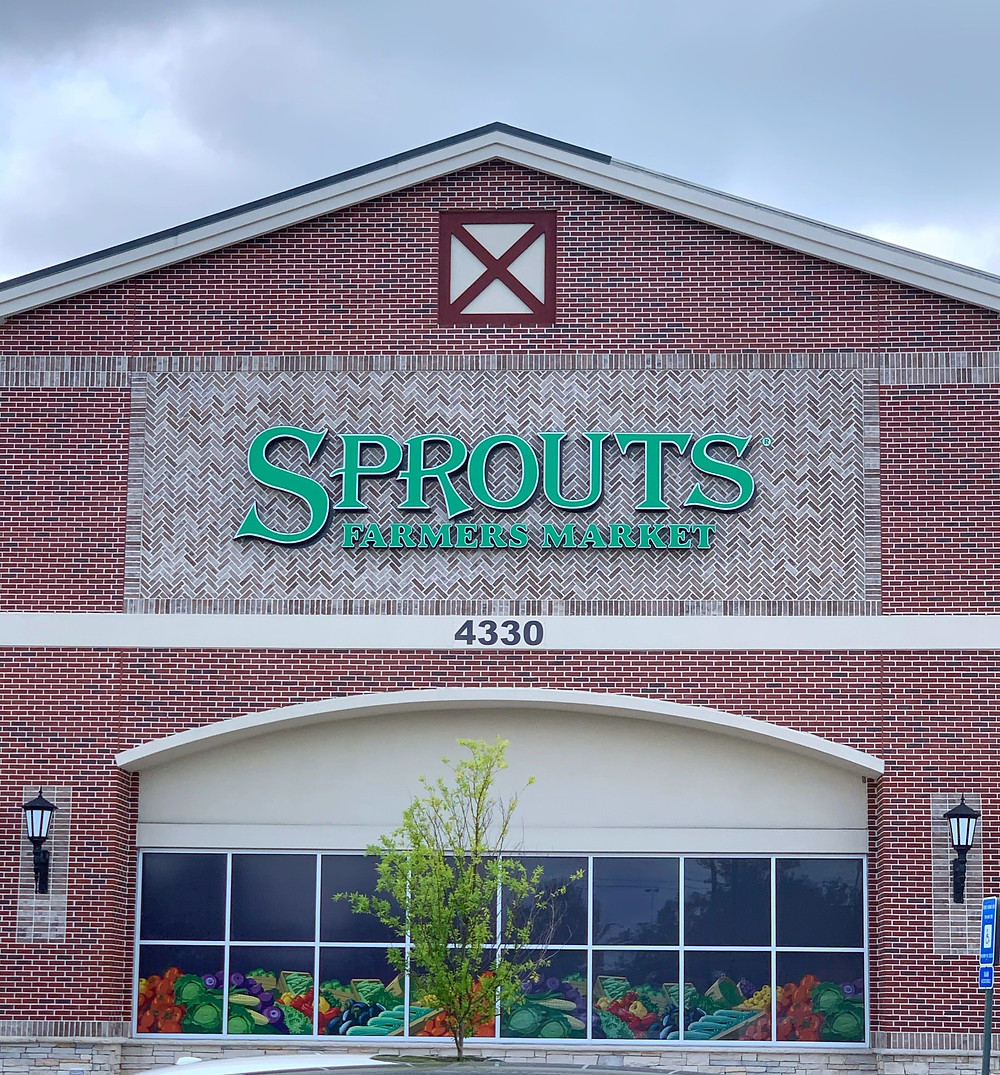 a picture of Sprouts Farmers Market storefront