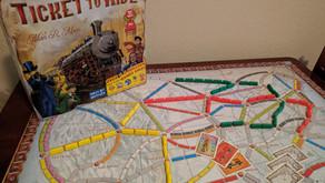 Um Boardgame para Viajantes?