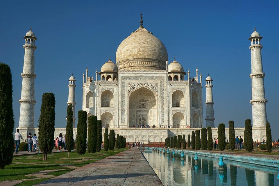 Архитектура Индии. Мавзолей.