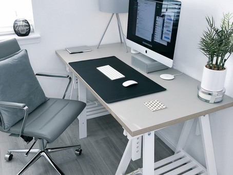 A Guide to Building, Designing, and Organizing a Productive Home Workspace