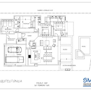 An Architects View… A 3 Bedroom Sample