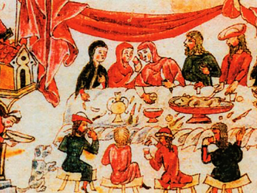 Влиянието на Византия във кухнята