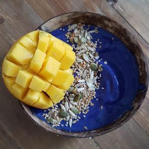 Blue Spirulina Bowl