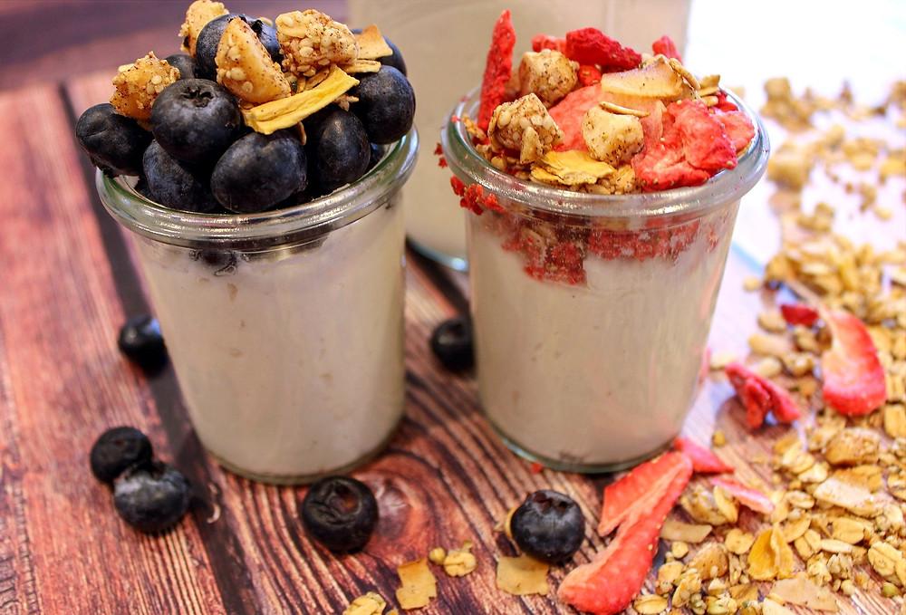 Coconut Milk Vanilla Yogurt Instant Pot