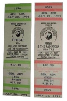 Phish, Horns, and a Spicerack
