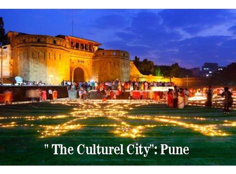 """ The Culturel City"": Pune"
