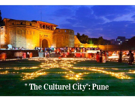 """ The Culturel City"": Pune"
