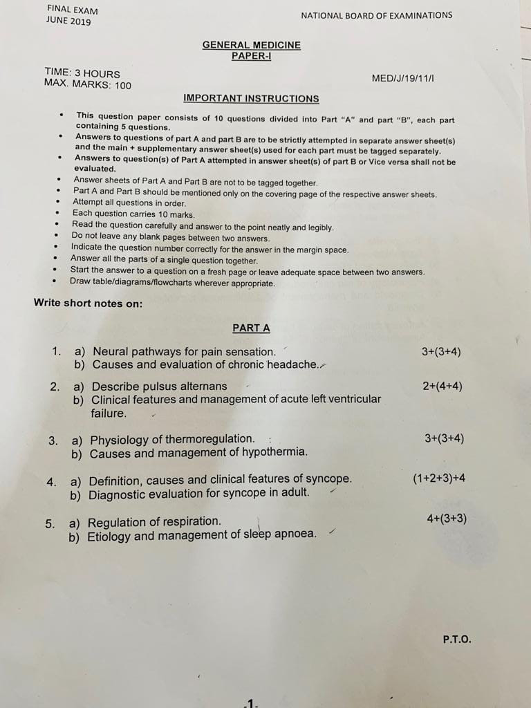 Dnb general surgery thesis