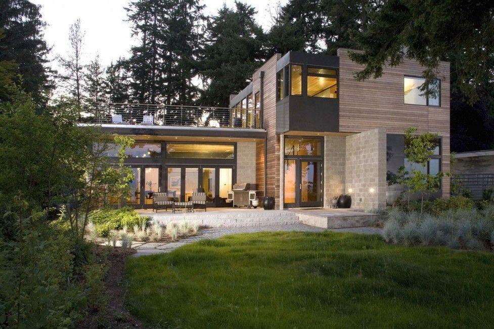Montované domy projekty