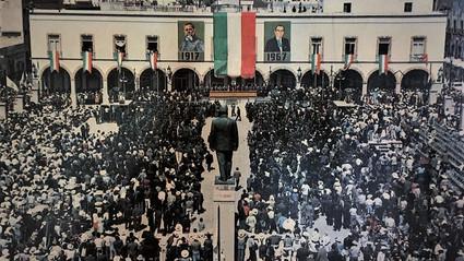 La Plaza de la Constitución