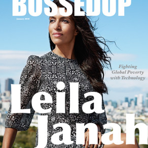 Leila Janah is looking towards the future