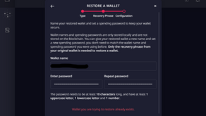 "Fix for Cardano ITN Daedalus ""Wallet you are trying to restore already exists"""