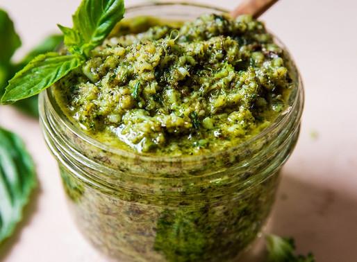 Pesto de Brócolis