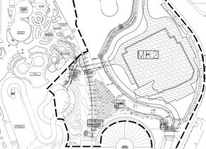 Tron Coaster Permits Reveal Location and Magnitude