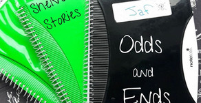 Shelved Stories - Odds and Ends