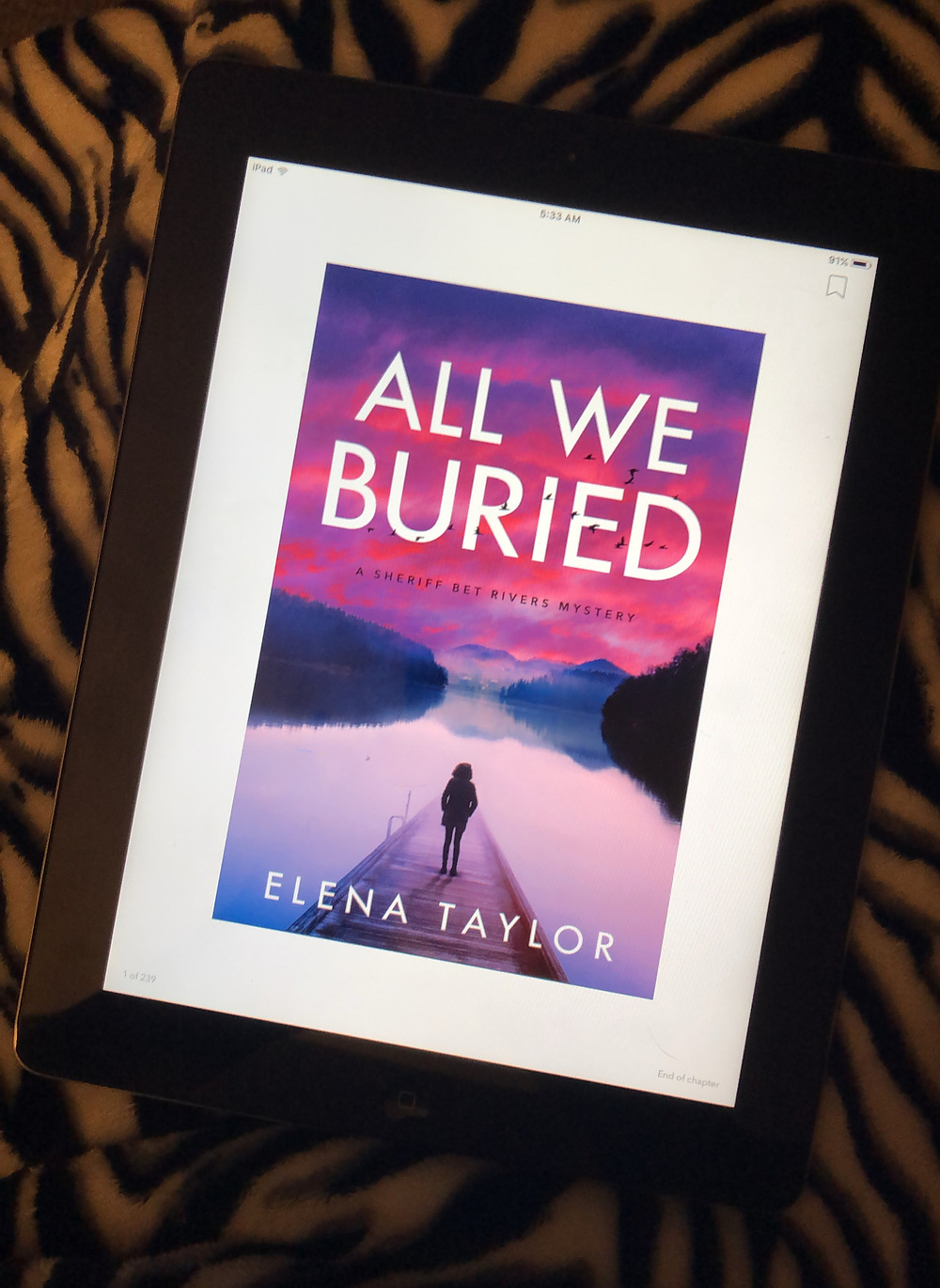 "All We Buried by Elena Taylor | Book Review ""A must read"""