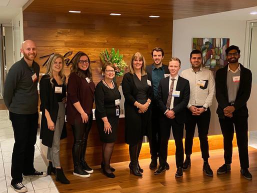 Legal Marketing Association Panel (CAPUMA / BCITMA / UBCMA / SFUMA)
