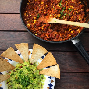 My Top 3 Meals In Under 30 Minutes - A Guest Blog From Jess Moulds