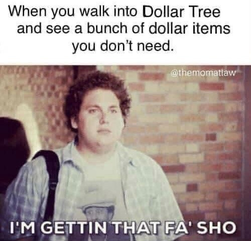 Funny Shopping Memes