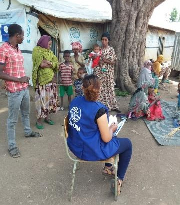 IOM Report: Ethiopia Records Greater Than 1.8 Million Inside Displaced in 2020
