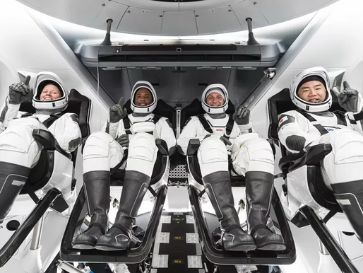NASA makes historic SpaceX Crew Dragon launch