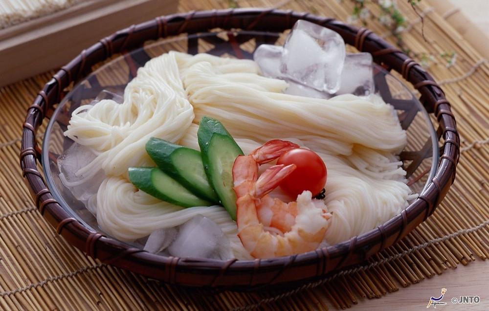 Prato de Somen, prato típico do Japão