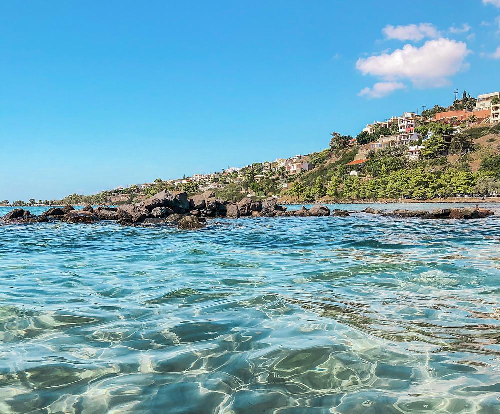 Ägina-Strand-Athen-Reisetipps