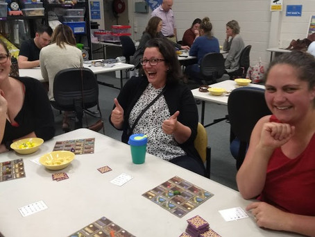 Board game fun at Maroondah Toy Library
