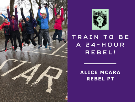 Train to be a 24-hour Rebel!