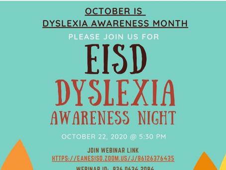 EISD-DYSLEXIA AWARENESS