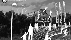 """Colectivo busca rescatar fábrica """"La Maestranza"""""""