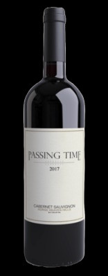 Bottle of Passing Time Cabernet Sauvignon