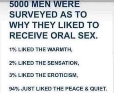 Funny Oral Sex Memes