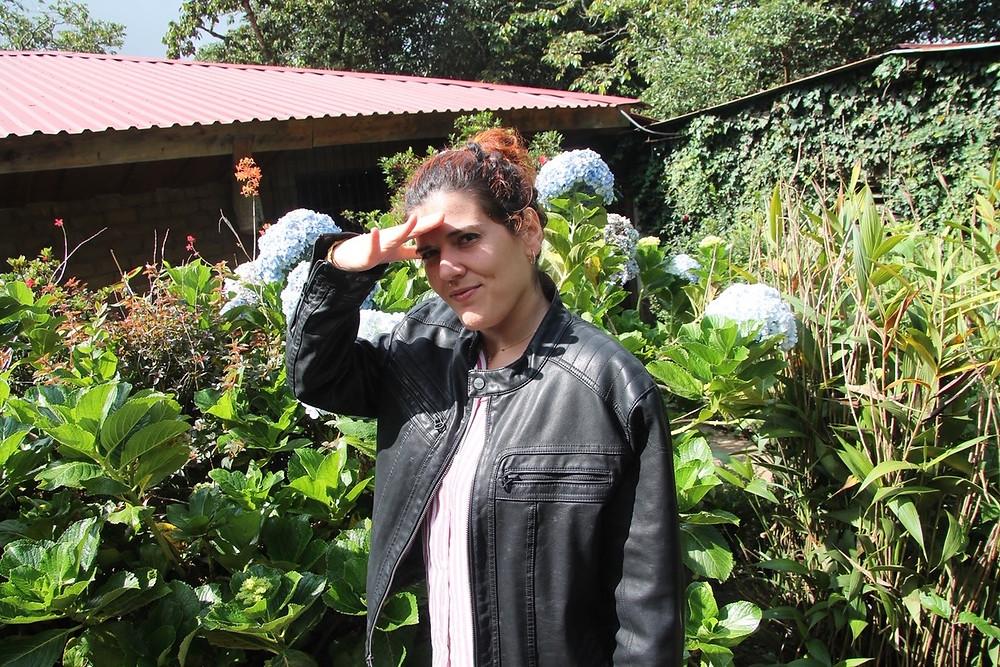 Marta Pérez Cruzado, fundadora de la comunidad DETRIBU.