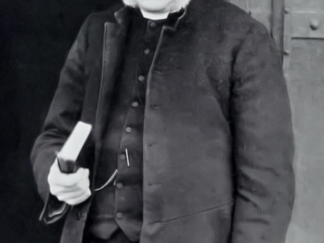 The History of Cuckfield: 1895 - A lecture given by Canon Cooper (part one)