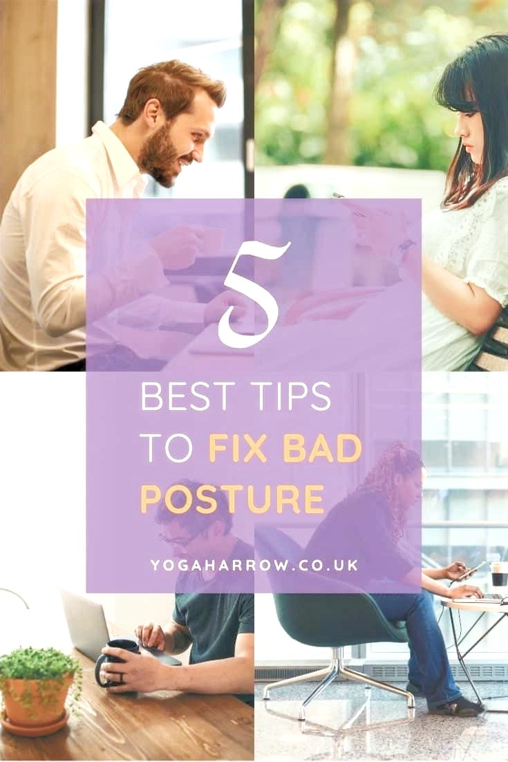 Tips to fix bad posture