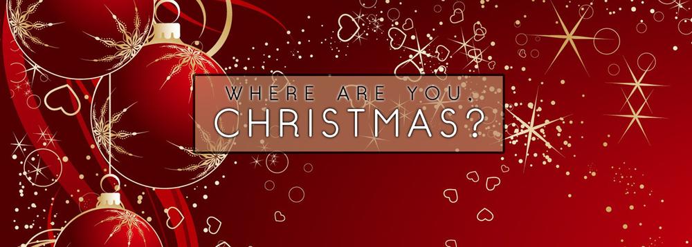 Where Are You Christmas.Where Are You Christmas