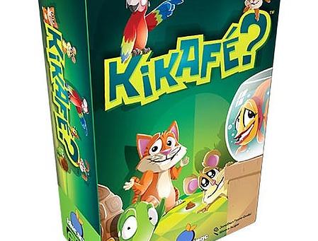 J'ai testé le jeu KIKAFE?