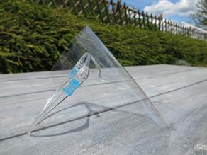 Schutzwirkung konventioneller MNS bei Durchfeuchtung nicht mehr gegeben