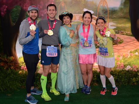 RunDisney Princess Half Marathon Weekend 2020 Vlog | Day 2 | 10k