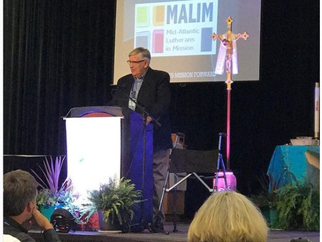 MALIM Endorsed by Southeastern District, LCMS, as Funding Agent